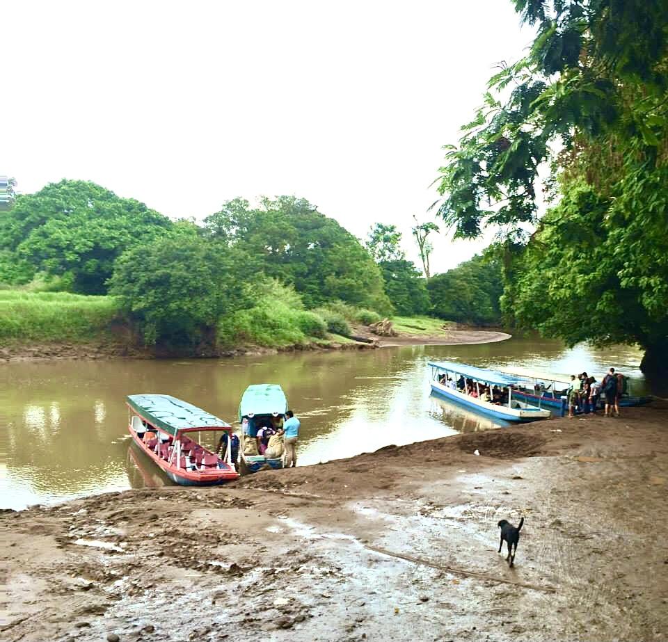 Boat-to-Tortugero-Costa-Rica
