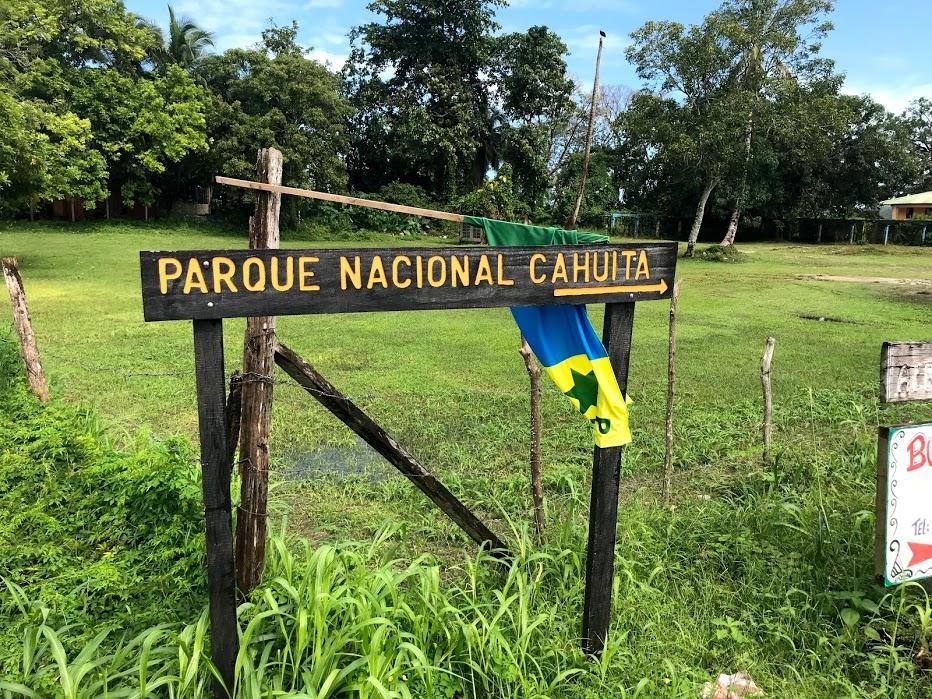 Cahuita National Park - Costa Rica