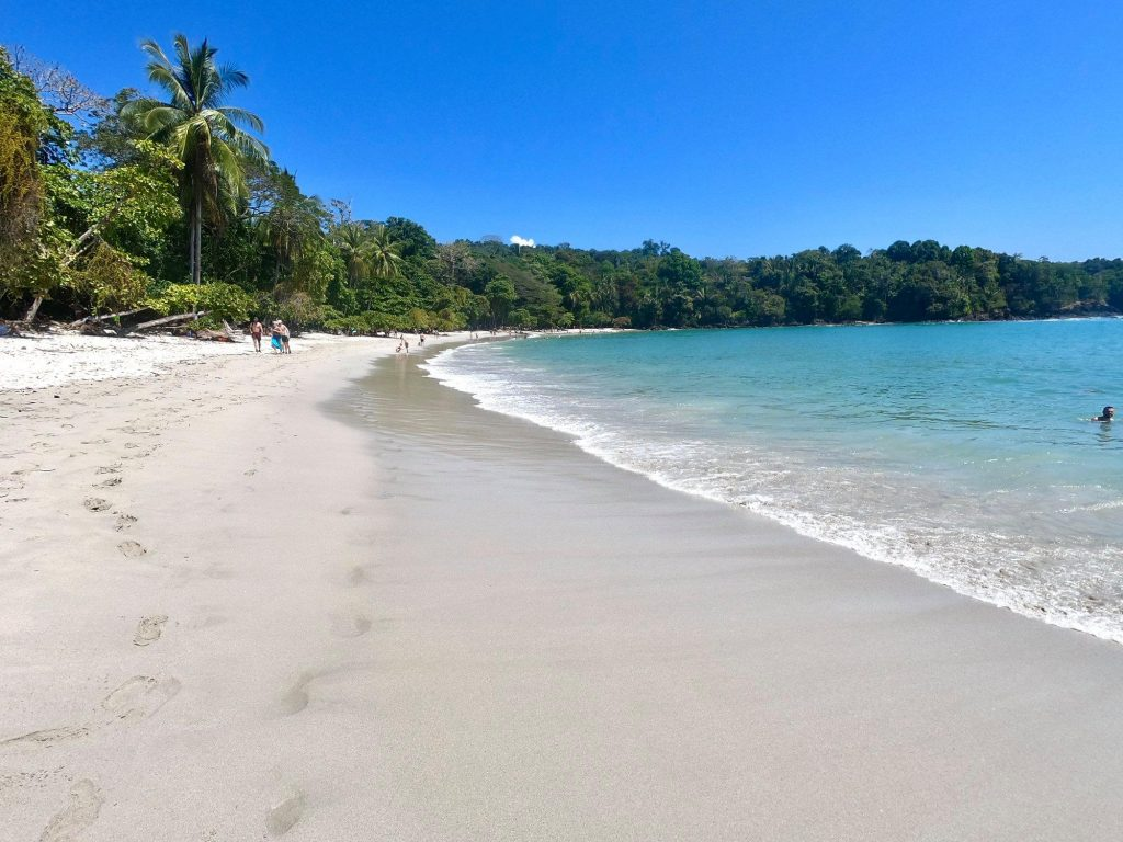 Manual Antonio National Park - Costa Rica