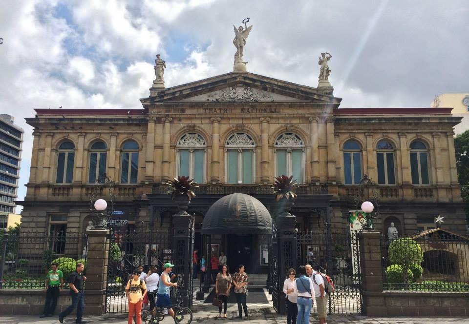 National Theatre - San Jose Costa Rica