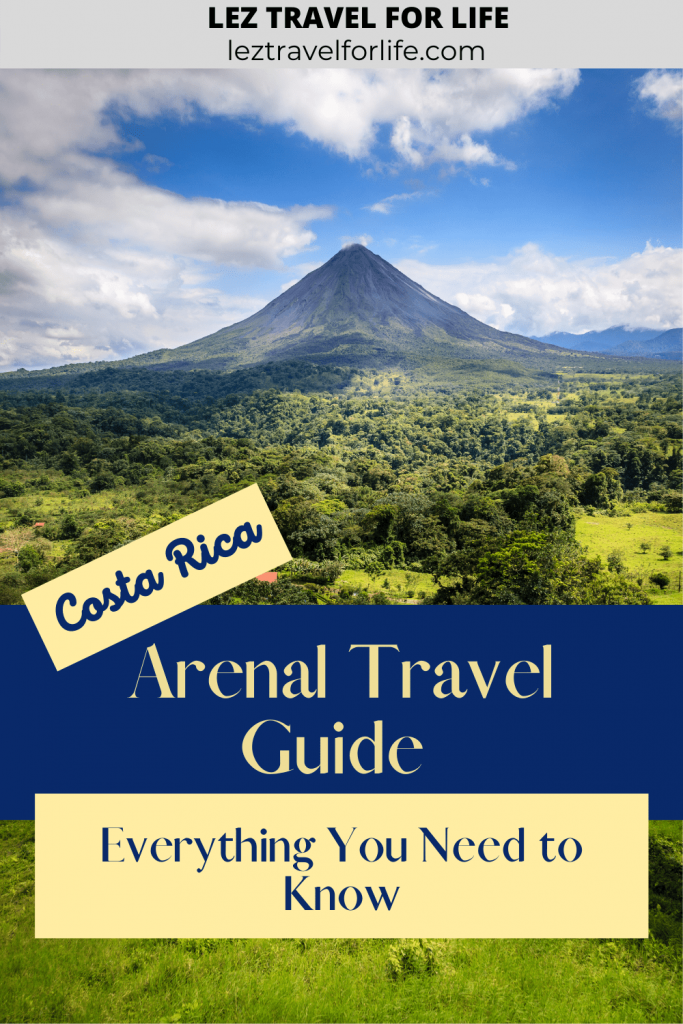 Arenal Travel Guide | Looking for a complete travel guide to Arenal Costa Rica? Want to know where to stay and what to do while in Arenal? Check out this Arenal travel guide to find out everything you need to know before your trip. #costarica #travelcostarica #arenalcostarica #arenalvolcano