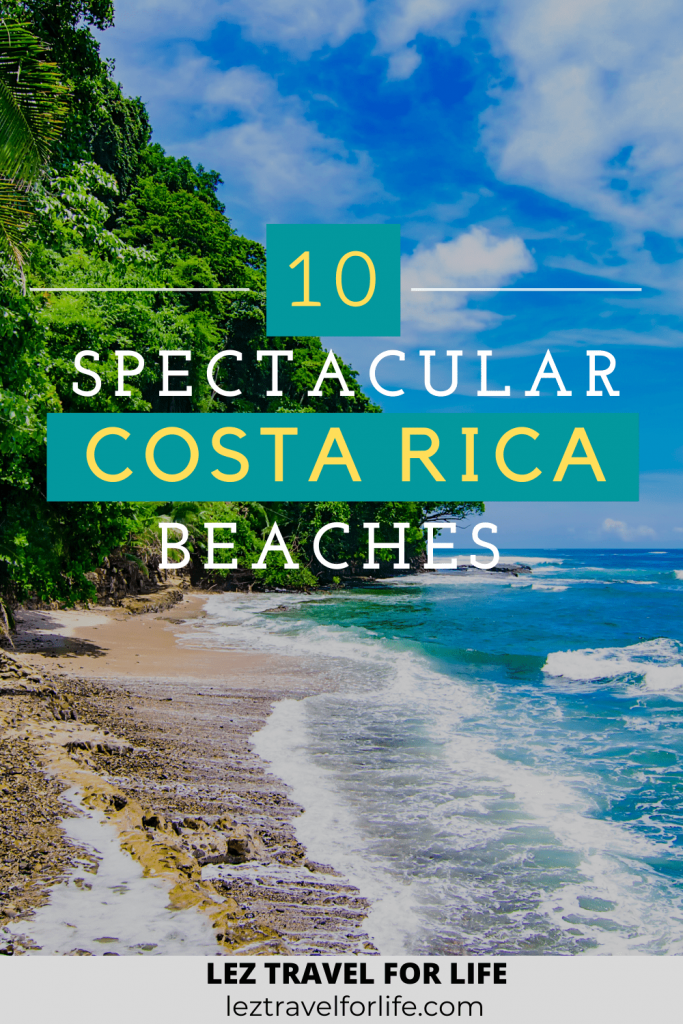 Best Beaches in Costa Rica | Looking for all of the best beaches in Costa Rica? Want to beach hop in Costa Rica? Check out this article to read about all the best beaches in Costa Rica. #costarica #travelcostarica #bestbeaches #costaricabeaches