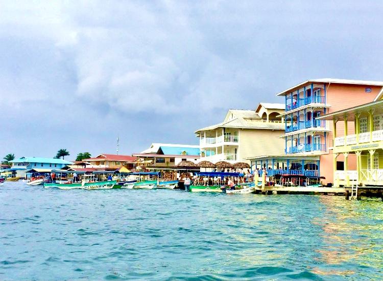 Isla Colon - Bocas del Toro