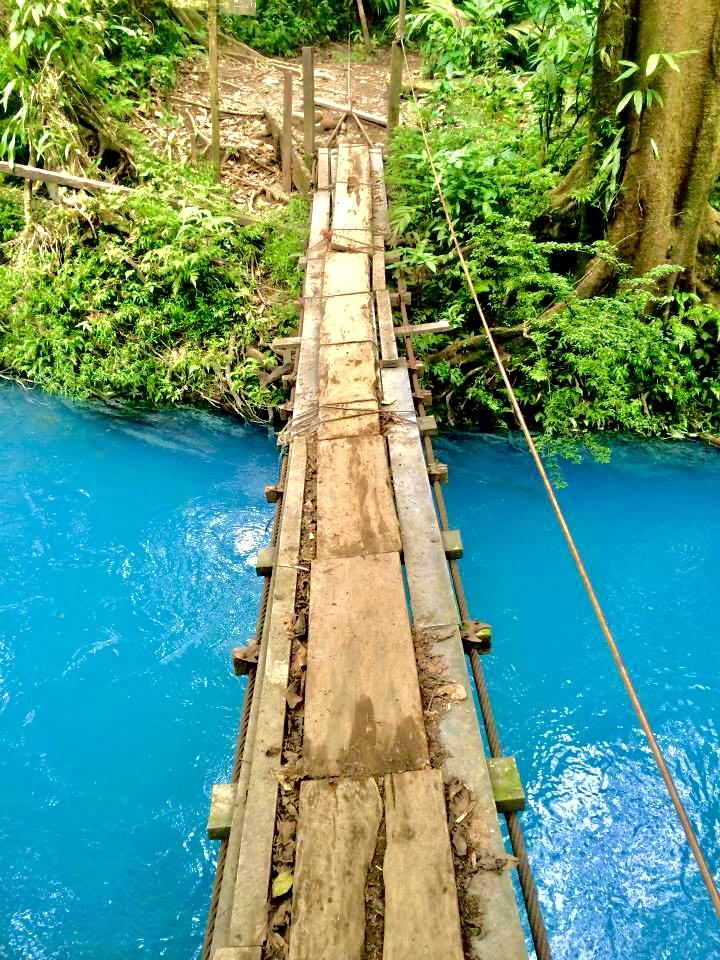 arenal travel guide rio celeste