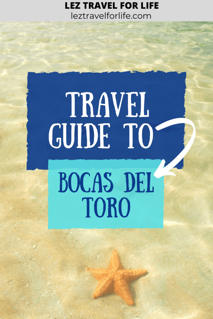 Travel Guide to Bocas Del Toro from Costa Rica   Looking for a complete travel guide to Bocas Del Toro? Maybe looking to border hop while in Costa Rica. Check out this complete travel guide to Bocas Del Toro to get all the travel tips you will need. #bocasdeltoro #costarica #travelcostarica #travelpanama #travelguide