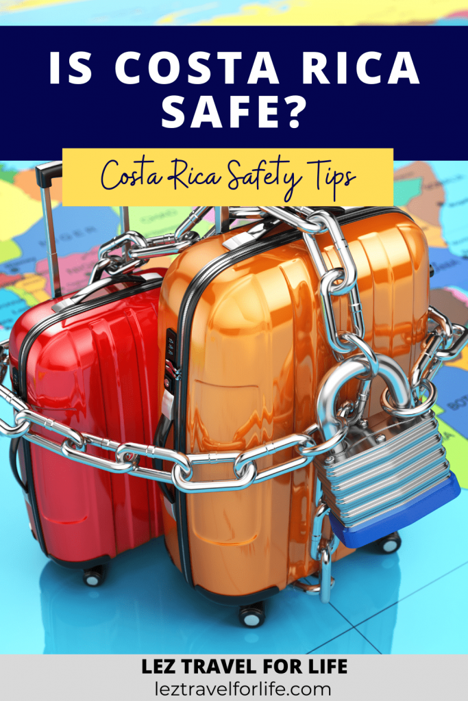 Costa Rica Safety | Is Costa Rica safe? Check out this article to read about all the tips and tricks to stay safe in Costa Rica. #costarica #travelcostarica #costaricasafety
