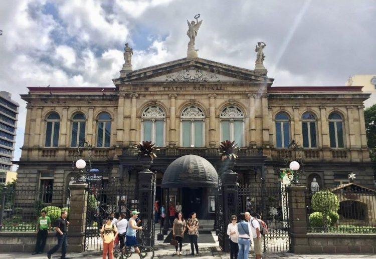 National Theatre – San Jose Costa Rica