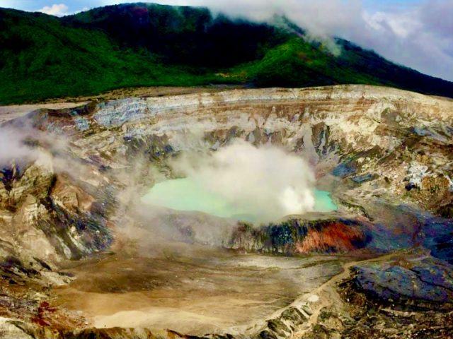 La Poas Volcano - Costa Rica