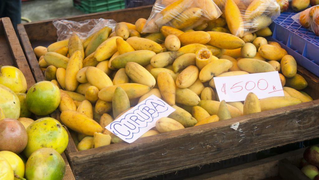 fruit stand- costa rica