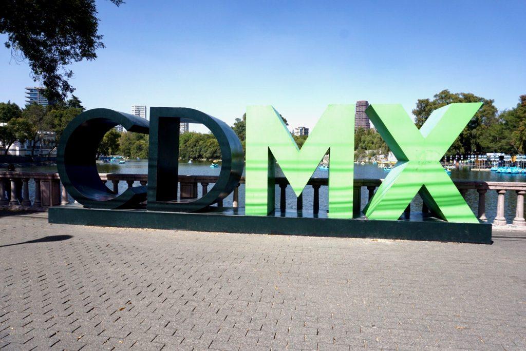 CDMX Letras in Chapultepec  - Mexico City Day 1 Itinerary