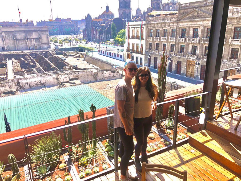 El Mayor and Templo Mayor Museum - Centro Mexico City