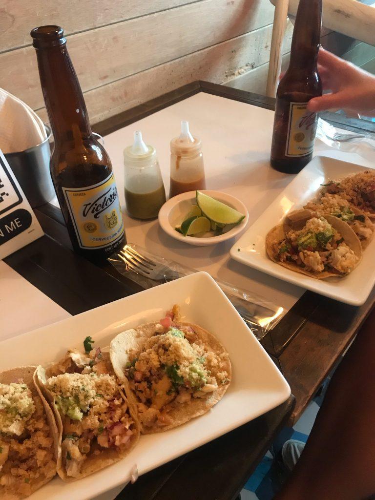 Tres Galeones in Mexico City - Roma