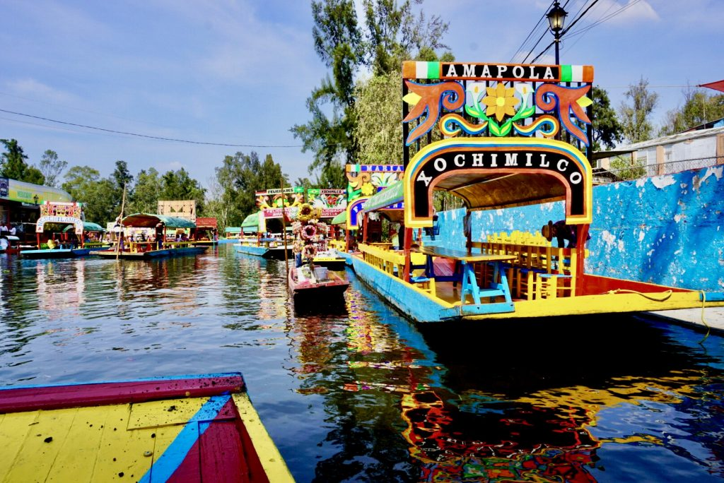 Xochilmilo Boat Tour and Floating Gardens