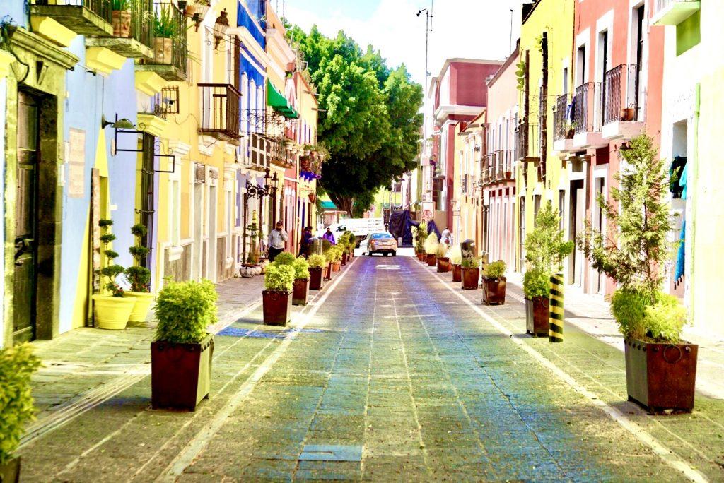 Puebla - Mexico City Itinerary
