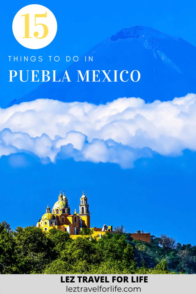 Things to do in Puebla Mexico   Looking for ideas when visiting Puebla? Want to take a trip to Puebla from Mexico City? Check out this article to help plan your trip. #mexico #travelmexico #mexicocityitinerary #puebla #pueblamexico
