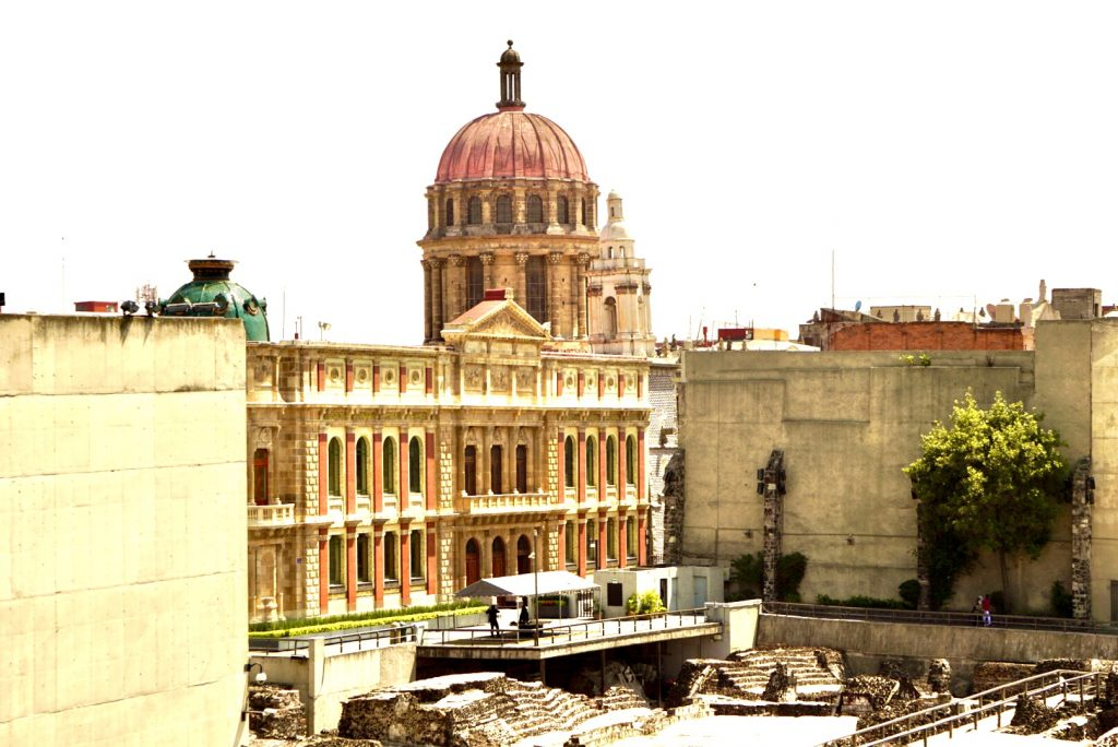 El Mayor-View of the Zocalo