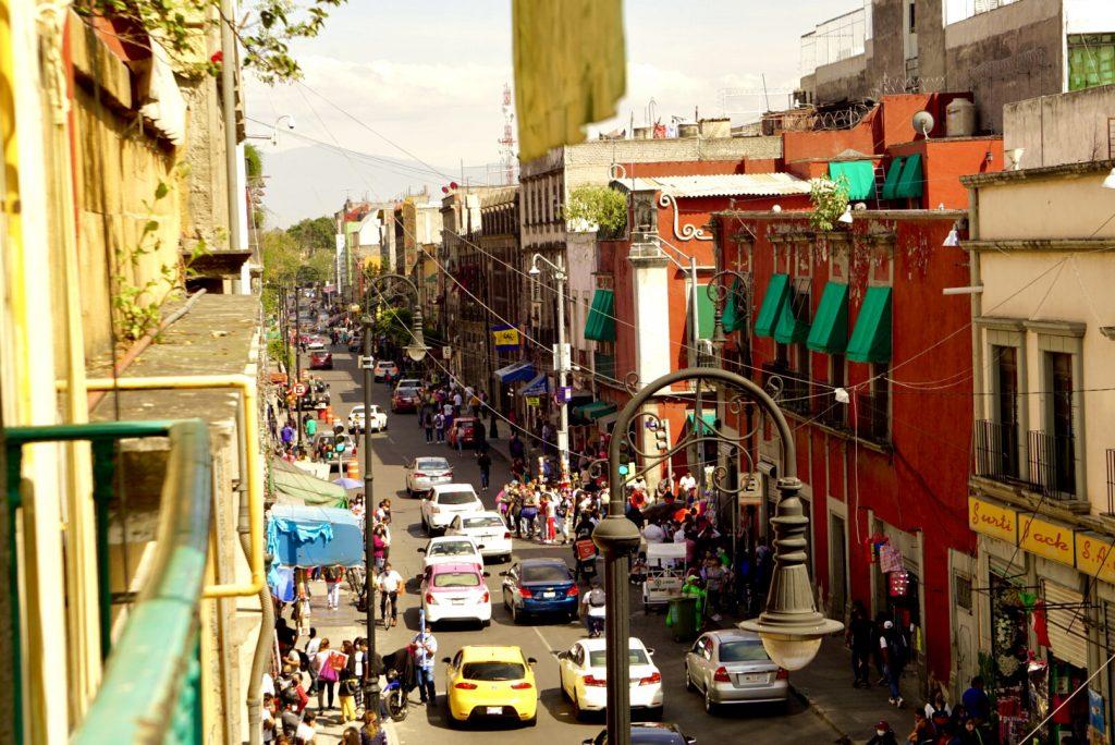 Stay in Centro Historico-Mexico City