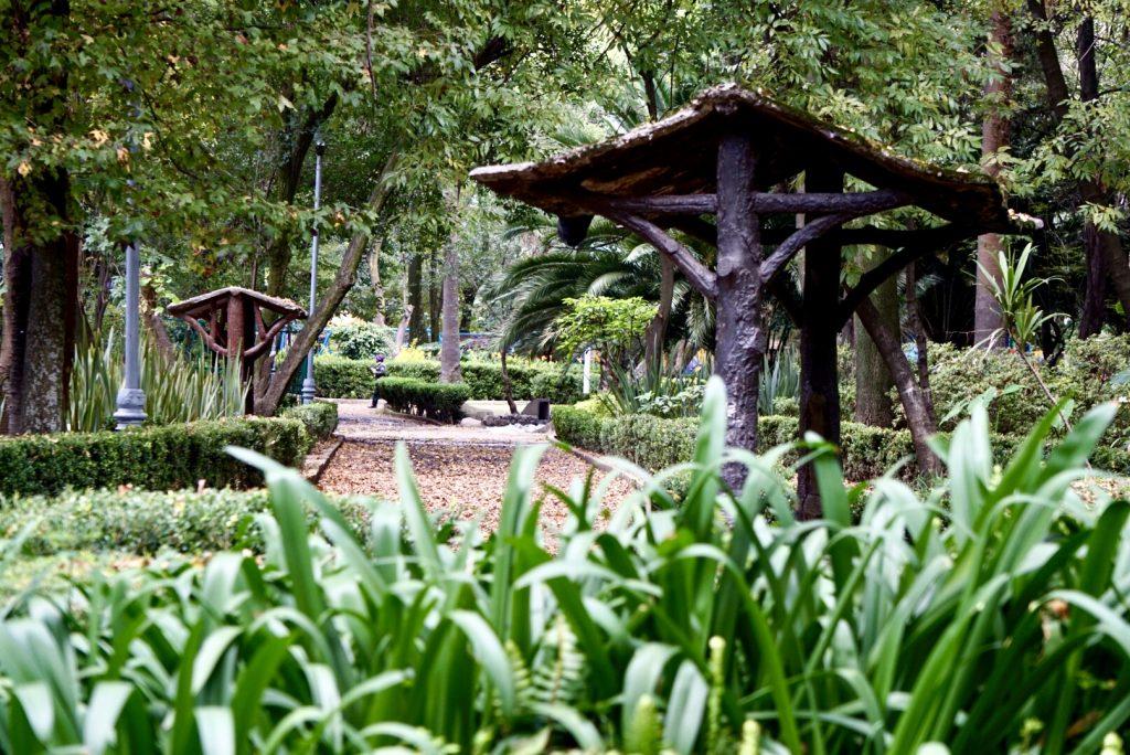 Parque Mexico - Condesa Neighborhood