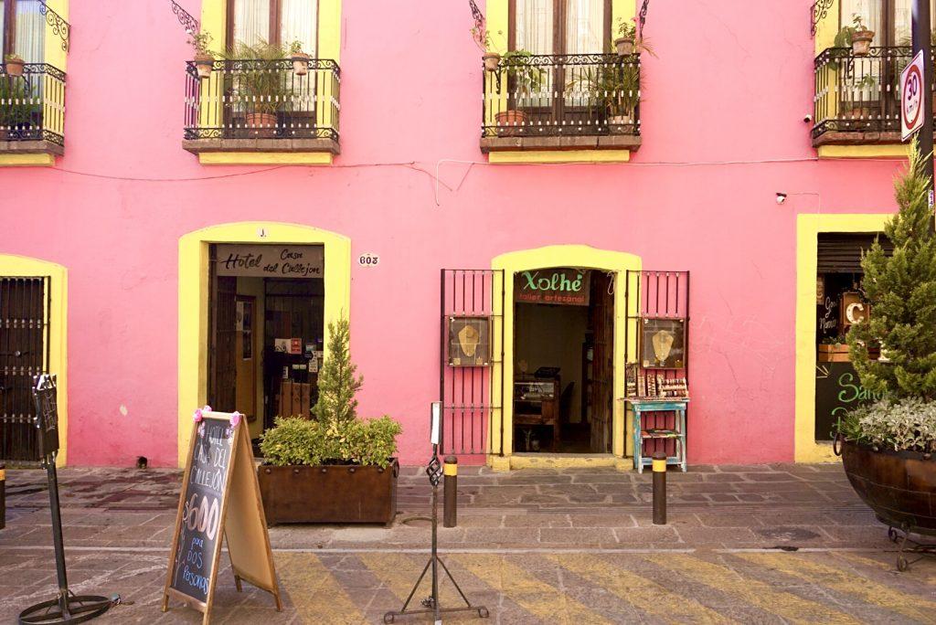 Cafe's in Puebla