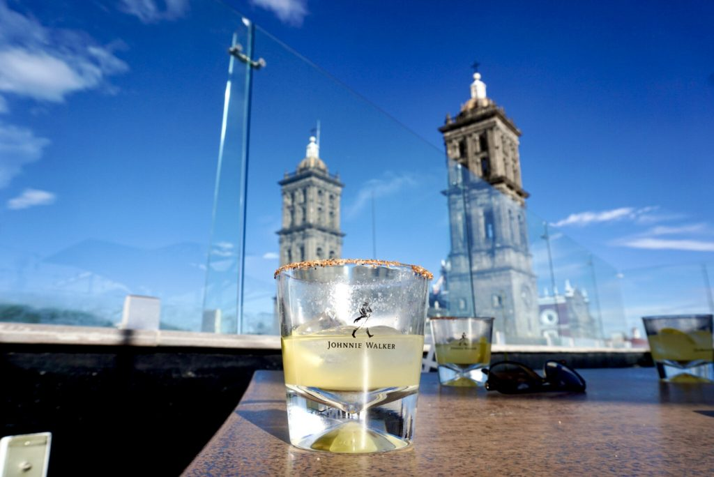 El Encanto Sky Bar-Puebla