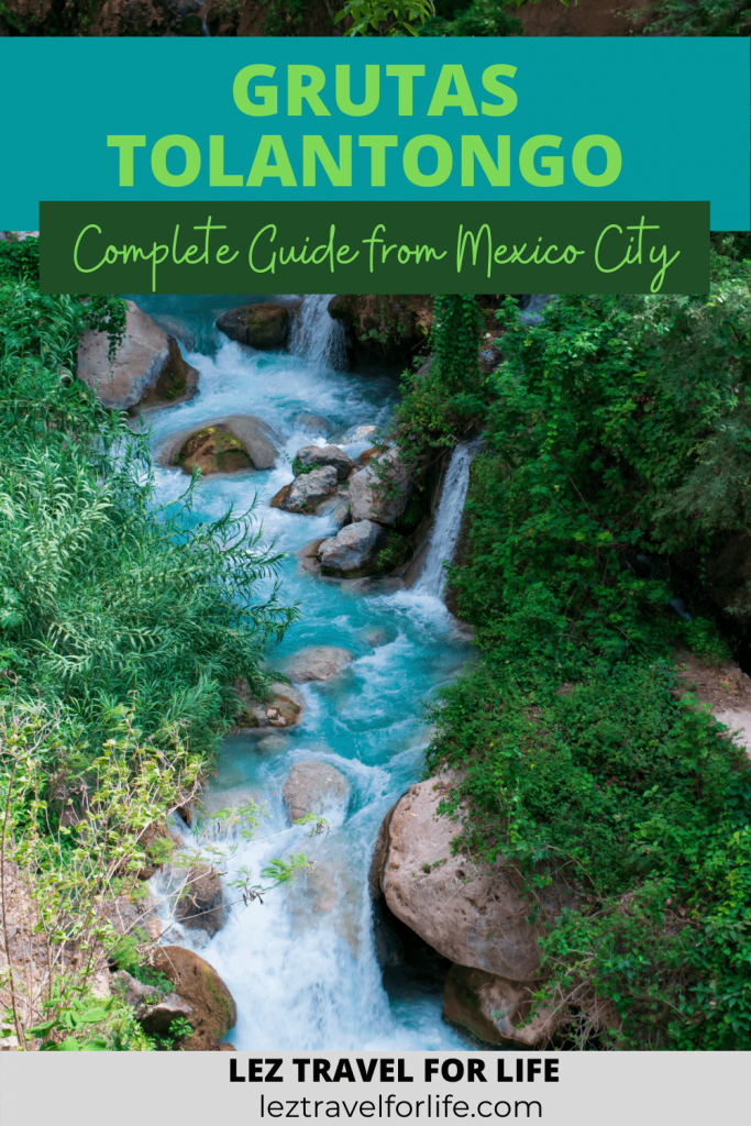 Grutas Tolantongo Mexico: Guide to Everything you Need to Know | Do you like natural hot springs? Have you ever heard of Grutas Tolantongo? Check out this guide to learn everything about this amazing Mexico destination. If it isn't on your destination bucket list, it should be! #mexico #travelmexico #mexicocityitinerary #hidalgo #hotsprings #naturalhotsprings #grutastolantongo #bucketlist