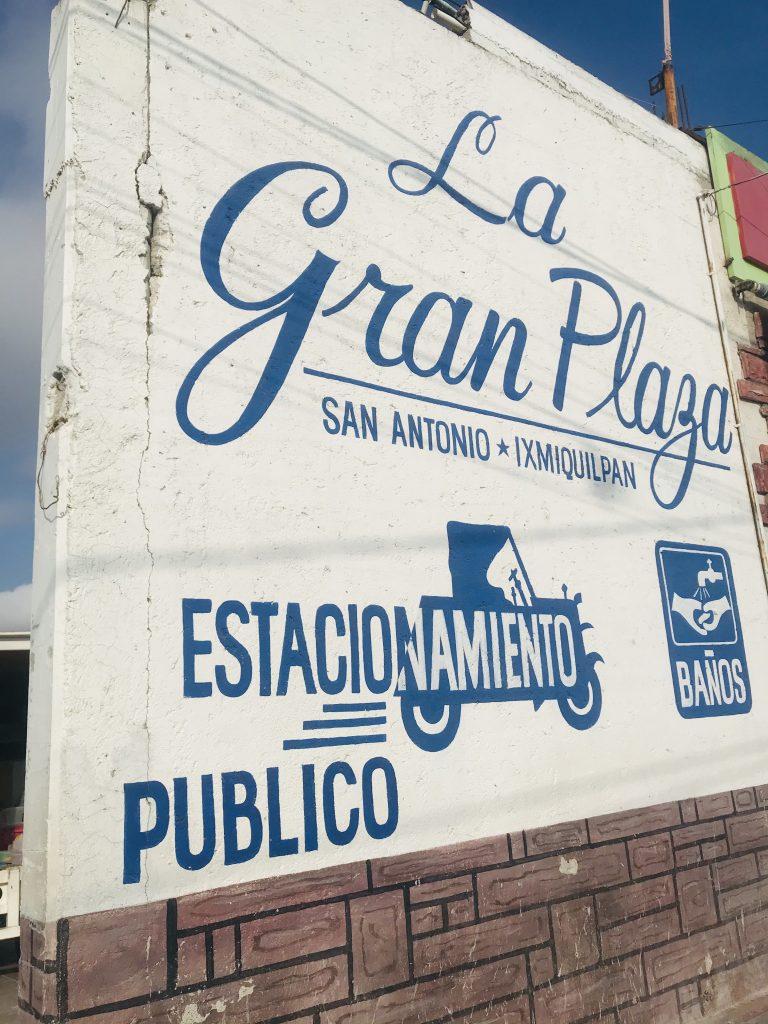San Antonio Park Ixmiquilpan to Grutas Tolantongo