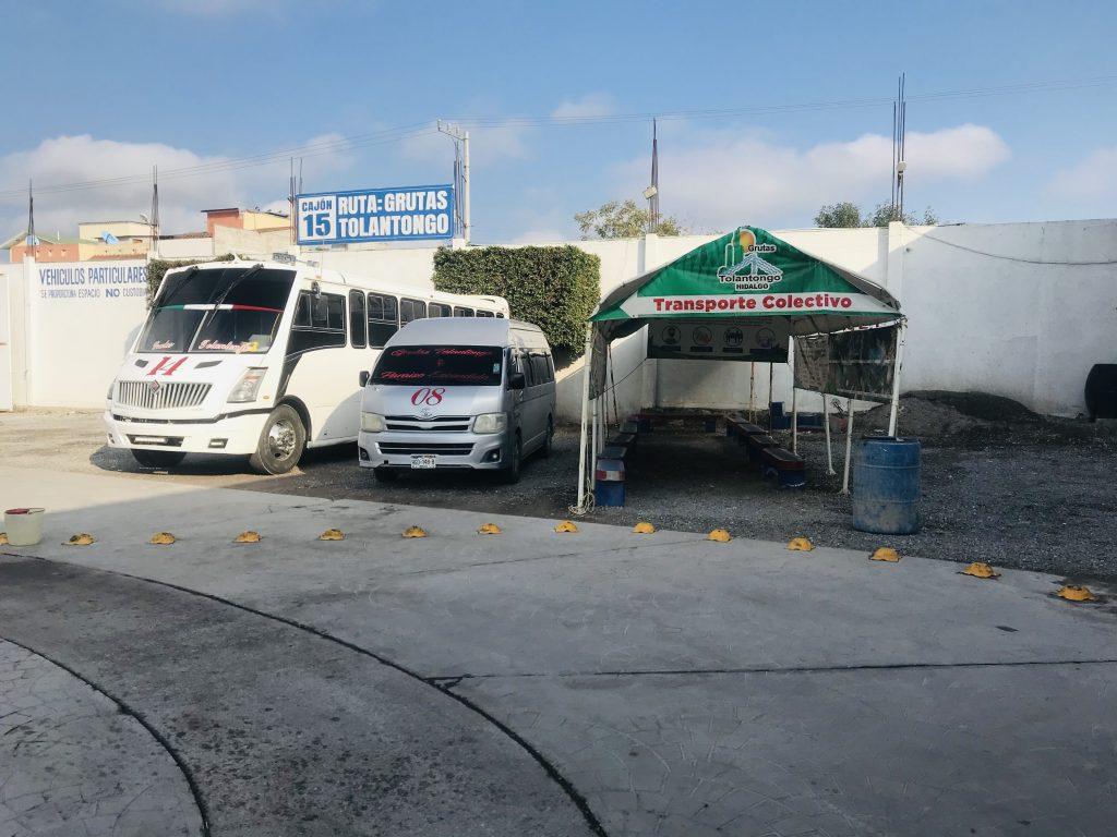 Grusta Tolantongo Buses