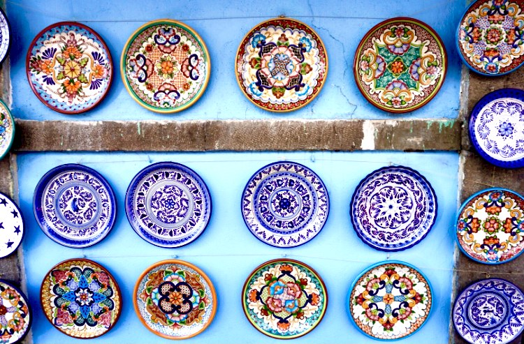 El Parian Market - Puebla Mexico