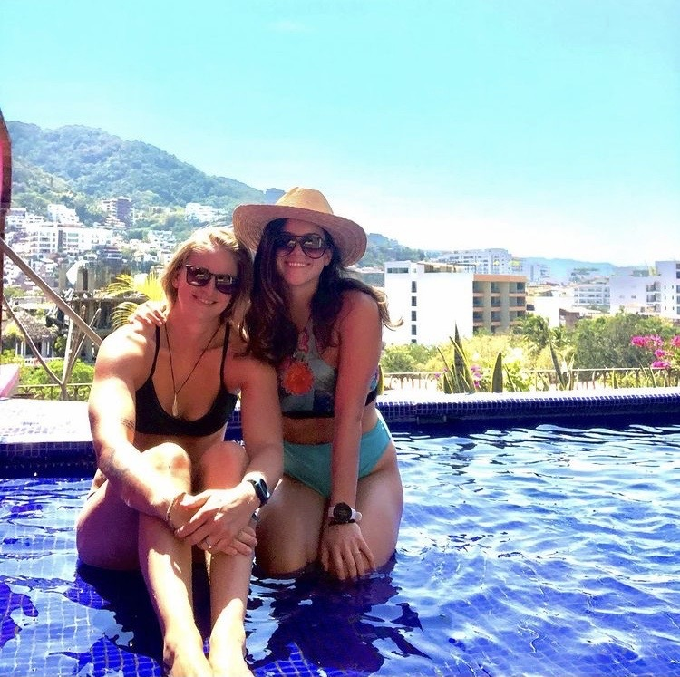 Puerto Vallarta Mexico- Swim Suit