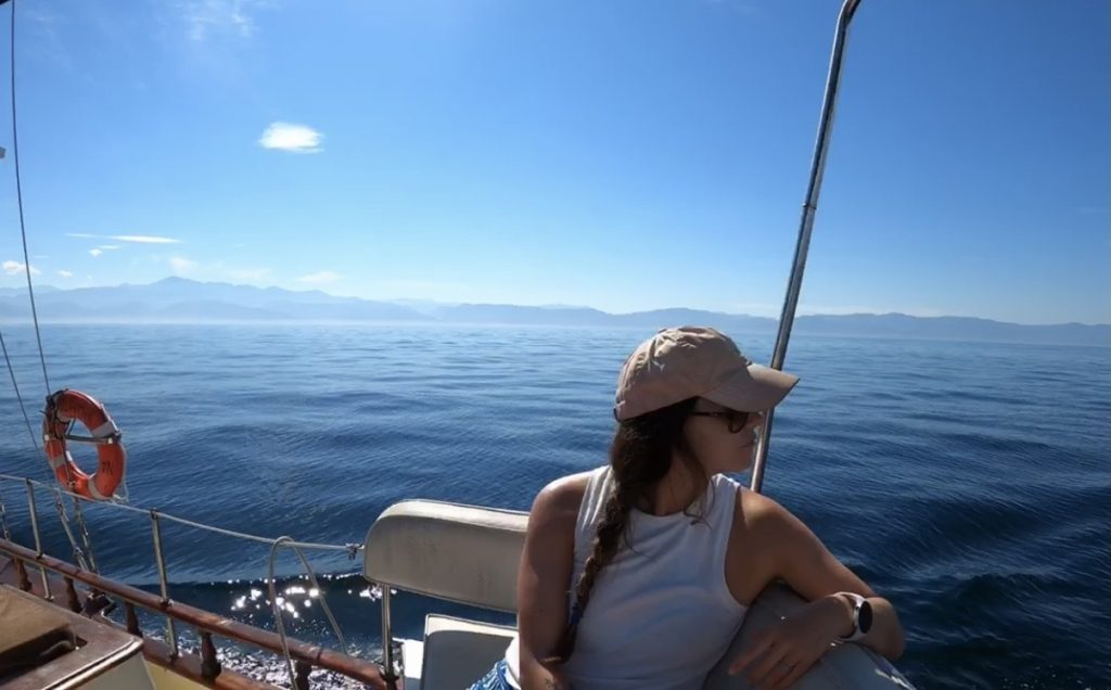 pacific coast mexico- whale watching