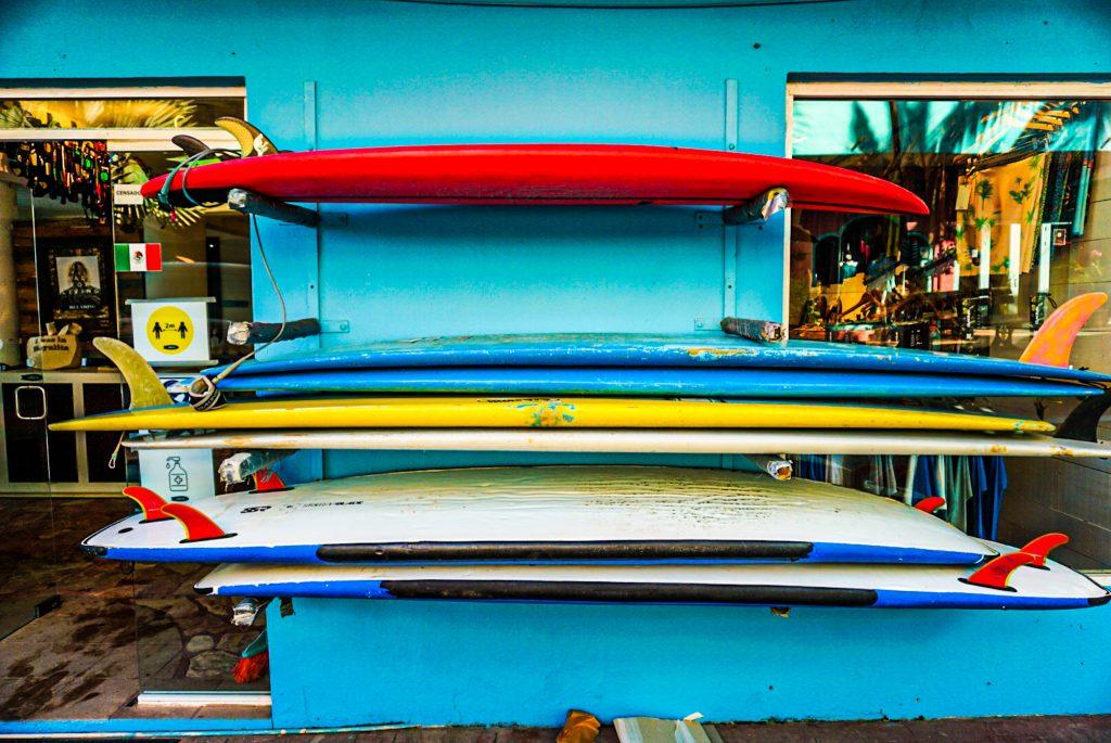 Sayulita Travel Guide - Surf Lessons
