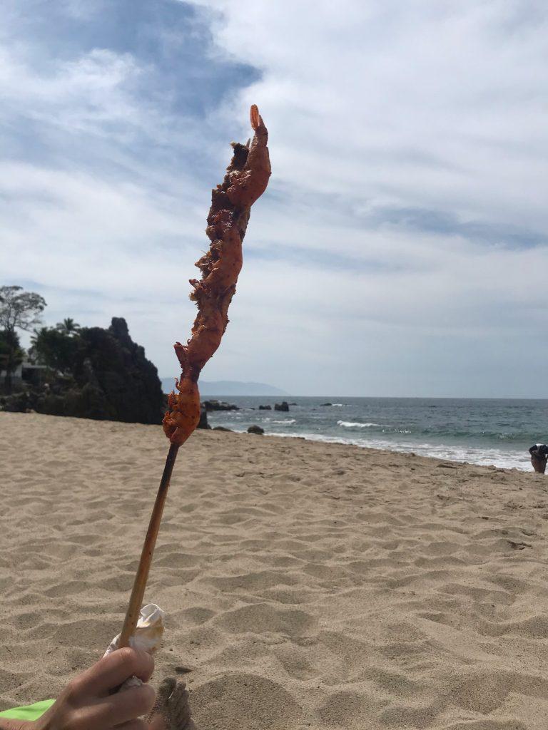 Beach Fish in Puerto Vallarta