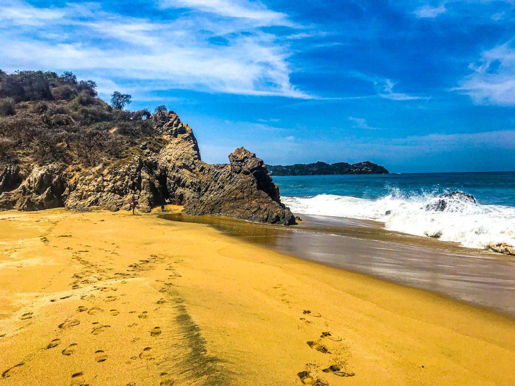 Mal Baso Beach - Sayulita Mexico