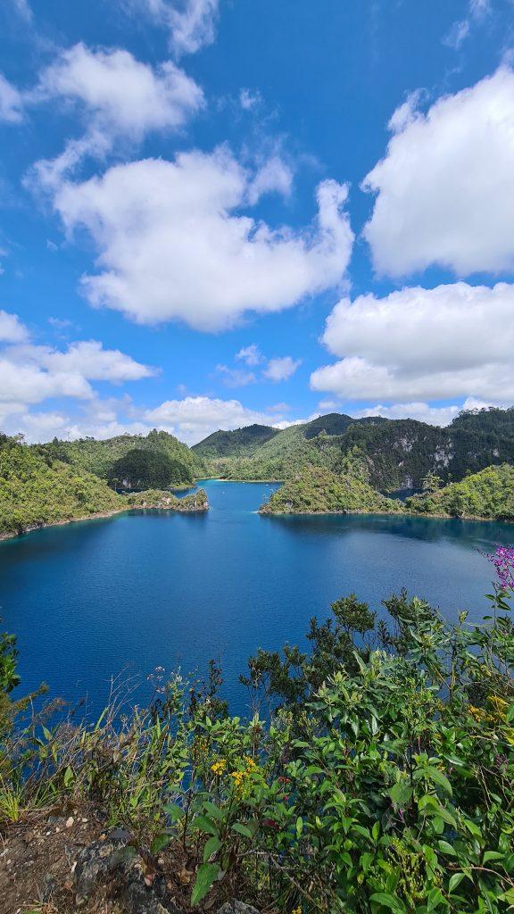 epic list of things to do in chiapas, lagos de Montebello