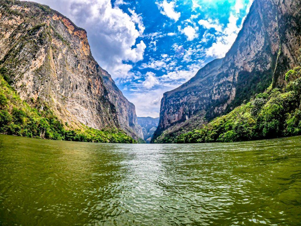 Chiapas, Sumidero Canyon