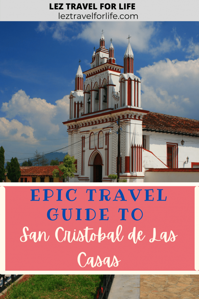 Epic Travel Guide to San Cristobal de Las Casas: Mexicos southernmost state with waterfalls, indegenous villages, mayan ruins, beautiful lakes and more! #travelmexico #travelchiapas #mexico #chiapas #chiapasmexico #thingstodo #elchiflon #palenque #lagosdemontebello